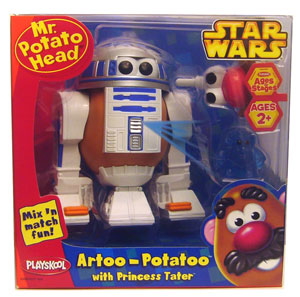 Artoo-Potatoo Mr. Potato Head