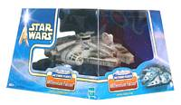 AOTC - Millennium Falcon Action Fleet Micro Machines