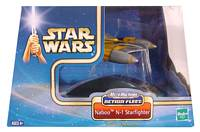 Naboo N-1 Starfighter Action Fleet Micro Machines