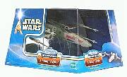 AOTC - X-Wing Fighter Action Fleet Micro Machines
