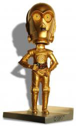 Deluxe C3-PO Bobble Head