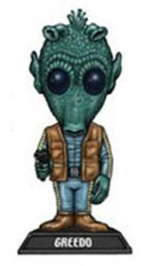 30th Anniversary - Greedo Bobble-Head