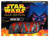Star Wars Chess set Saga Edition
