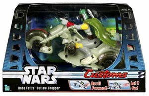 Star Wars Boba Fett Chopper