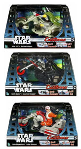 Star Wars Chopper Set of 3