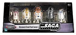 Exclusive Astromech Droid Set 1