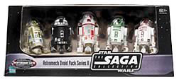 Exclusive Astromech Droid Set 2