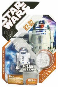30th Anniversary Saga Legends - R2-D2