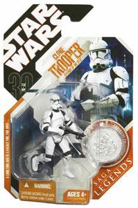 30th Anniversary Saga Legends - Clone Trooper EPIII
