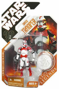30th Anniversary Saga Legends - Shock Trooper