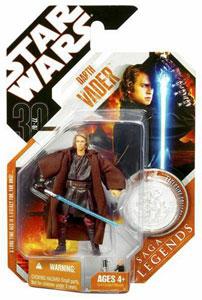 30th Anniversary Saga Legends - Darth Vader (Anakin Skywalker)