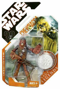 30th Anniversary Saga Legends - Chewbacca
