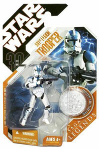 30th Anniversary Saga Legends - 501st Legion Trooper