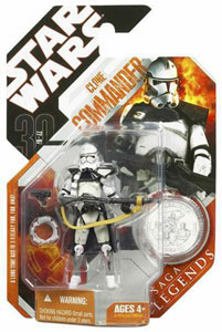 30th Anniversary Saga Legends - Clone Commander