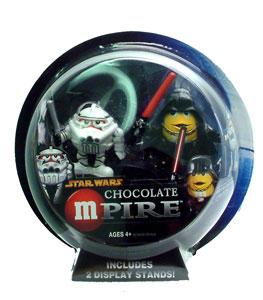 Chocolate Mpire: Clone Trooper and Darth Vader
