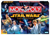 Monopoly Star Wars - Saga Edition