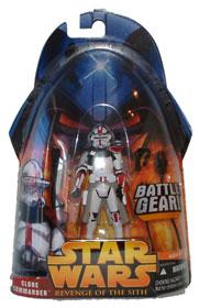 Clone Commander Red - 33