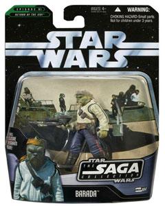Saga Collection: Barada - 4