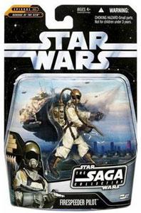 Saga Collection: Firespeeder Pilot - 22