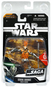Saga Collection: Target Exclusive Demise of General Grievous