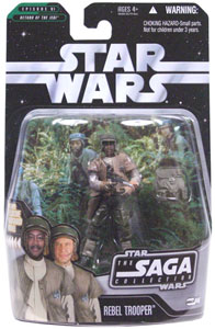 Saga Collection: Endor Rebel Trooper Variant