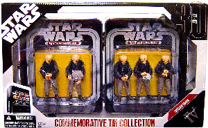Star Wars Episode IV Commemorative Tin Collection - Exclusive Figrin D-An and The Modal Nodes