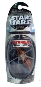 Titanium Die-Cast: Wookiee Flyer