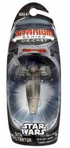 Titanium Die-Cast: Sith Infiltrator