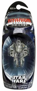 Titanium Die-Cast: Obi Wan - Blue