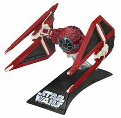 Titanium Die-Cast: Royal Guard TIE Interceptor