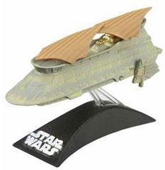 Titanium Die-Cast: Jabba Sail Barge