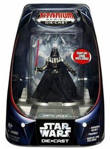 Titanium Die-Cast: Darth Vader
