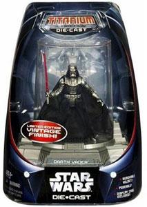 Titanium Die-Cast: Darth Vader Vintage