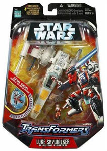 Luke Skywalker Transformer