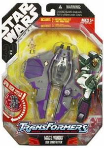 30th Anniversary Pkg: Mace Windu Transformer