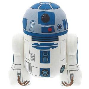 4-Inch Talking Plush - R2-D2