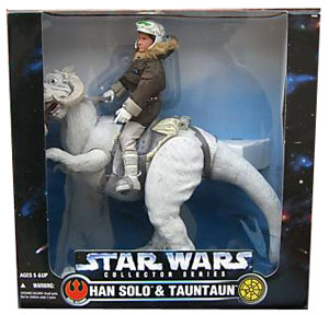 12 Inch Collectors Series Han Solo and Tauntaun