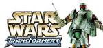 SW Transformers - Obi-Wan Kenobi - EPIII Starfighter