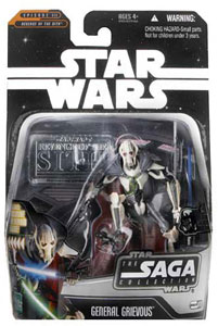 Saga Galactic Hunt - General Grievous