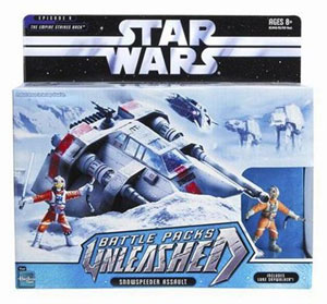 Star Wars Battle Packs Unleashed - Snowspeeder Assault