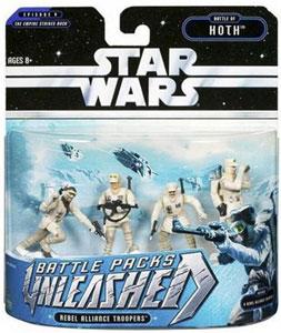 SW - Unleashed: Rebel Alliance Troopers