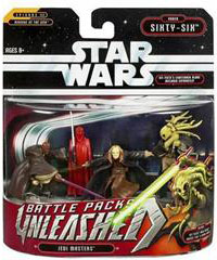 SW Unleashed - Jedi Masters