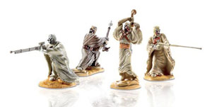 Trouble on Tatooine: Tusken Raiders