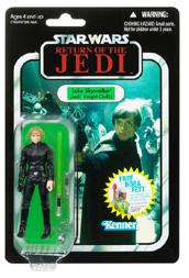 Vintage 2010 - Return Of The Jedi - Jedi Knight Luke Skywalker