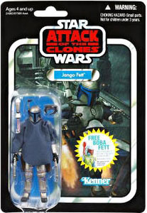 Vintage Collection 2011 - Jango Fett - VC34