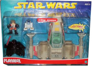 Playskool - X-Wing Adventure