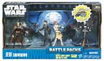 Battle Packs - Blue and Black Box Jedi Showdown