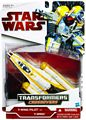 SW Transformers Crossovers - Y-Wing Pilot to Y-Wing
