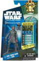Star Wars Clone Wars 2010 - Black and Blue - Exclusiv