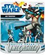 Star Wars Battle Packs Unleashed: The Clone Wars Heroes and Villains: ARC Troopers